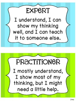 Problem Solver Types Self-Assessment Posters Freebie