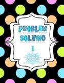 Problem Solving 1