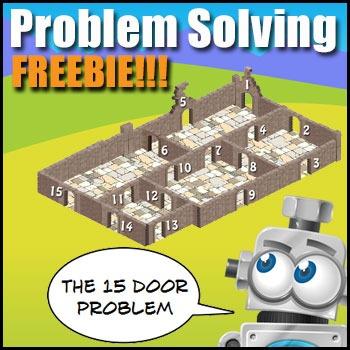Problem Solving - 15 Door Puzzle
