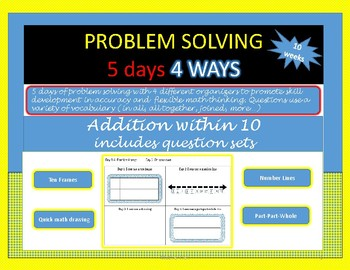 Problem Solving 5 Days 4 Ways