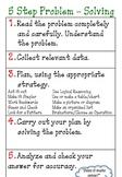 Problem Solving - 5 Steps