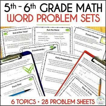 Problem Solving Sets