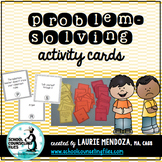 Problem-Solving Activity Cards