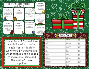 Problem Solving At Santa's Workshop