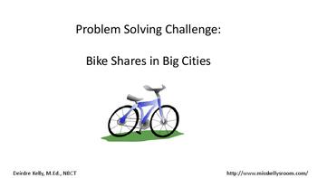 Problem Solving:  Bike Share Problem