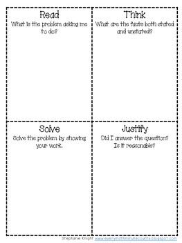 Problem Solving Board- UPSE
