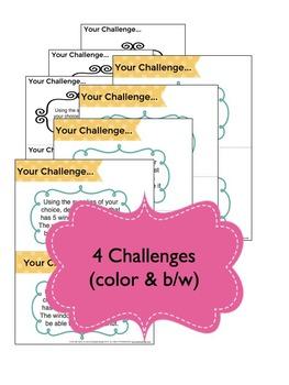 STEM Brown Bag Art Challenge