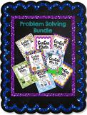 Close Reading Math Story Problem Solving Bundle