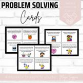 Problem Solving Cards | Maya Saggar