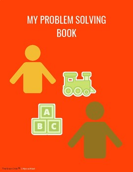 Problem Solving Cards and Solution Book