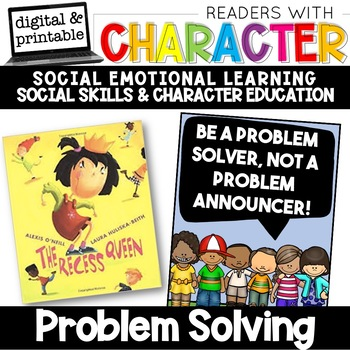 Problem Solving - Character Education | Social Emotional Learning SEL