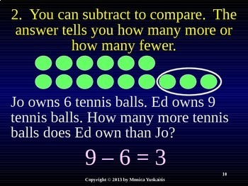 Common Core 3rd - Problem Solving - Choose the Operation