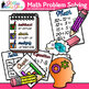 Math Problem Solving Clip Art {4 Steps: Understand, Devise