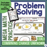 Problem Solving Combining Change Unknown Mega Math Practic