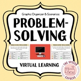 Problem Solving During Virtual Learning for Speech and Lan