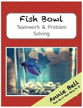 Problem Solving - Fish Bowl Activity