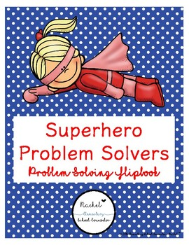 Problem Solving Flipbook