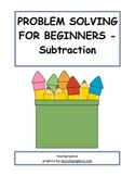 Problem Solving For Beginners - Subtraction