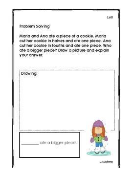 Problem Solving-Fractions