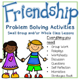 Problem Solving - Friendship