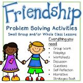 Problem Solving - Friendship