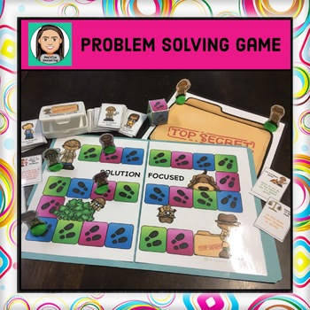 Problem Solving Game: Solution Focused