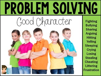 Problem Solving Good Character