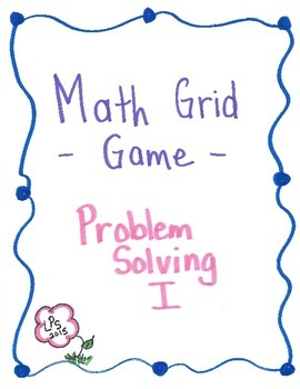 Problem Solving Grid Game