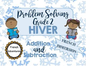 Problem Solving Hiver - Grade 2