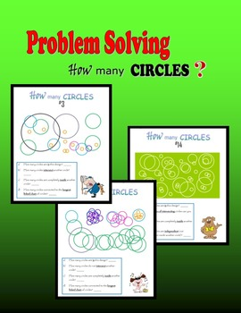 Problem Solving:  How many circles?