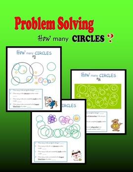 Problem Solving:  How many circles?