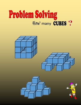 Problem Solving:  How many cubes?