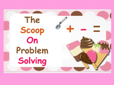 Problem Solving Ice Cream Cone