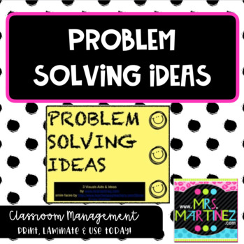 Problem Solving Ideas