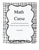 Problem Solving- I've been Cursed! Math Cursed
