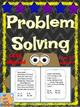 Problem Solving: JCU and CDU problem types