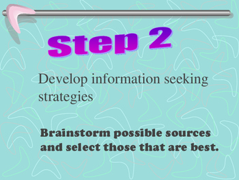 Problem Solving Lesson and Activities