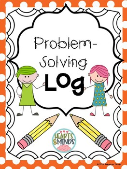 Behavior Management - Problem-Solving Log
