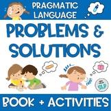 Problem Solving MEGA PACK Speech Language Therapy Social S