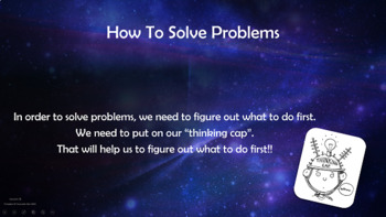 Problem-Solving Making Decisions Choices w 2 Video Links & Worksheets PBIS