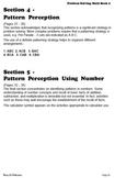 Problem Solving Math 2: Set 5 - Pattern Perception Using Number Concepts