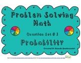 Problem Solving Math: Probability