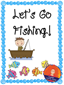 Problem Solving Math Project - Let's Go Fishing!