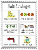Problem Solving Math Strategies