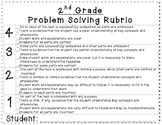 Problem Solving Math _ Aligns with Pearson Realize 2nd Grade