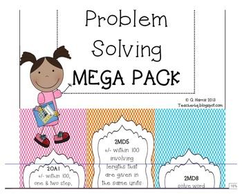 Problem Solving Mega Pack-SMARTBOARD