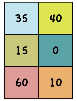 Problem Solving & Mental Math MATCH 4