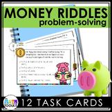 Money Riddles {Task Cards}