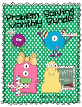 Problem Solving Monthly Bundle
