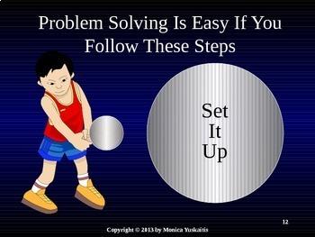 Common Core 3rd - Problem Solving - Multi-Step Problems